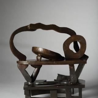 Small Bronze 'd' Sir Anthony Caro, O.M., C.B.E., R.A. 1924-2013