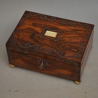 Regency Jewellery Box