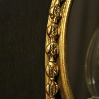 French Pair Of Bronze Antique Girandoles