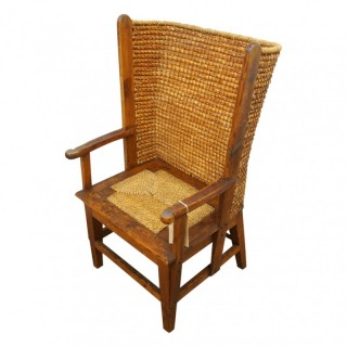 Pine Framed Orkney Chair