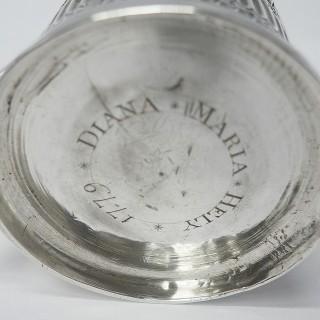 George I Silver Mug