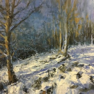 Shelsley Snow by John Brenton