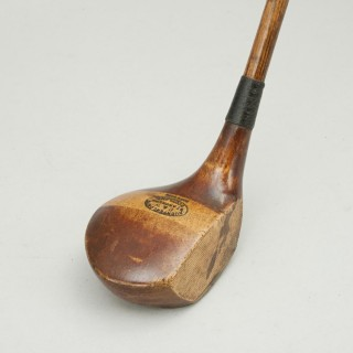 Hickory Shafted Auchterlonie Golf Club