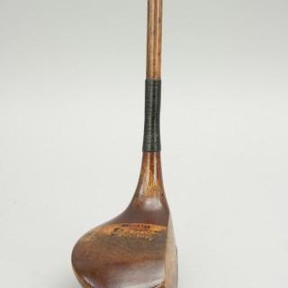 Charles White Hickory Driver Golf Club