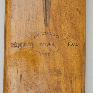 Early Cricket Bat