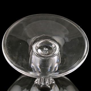 Set of Eight Edwardian Wine Glasses