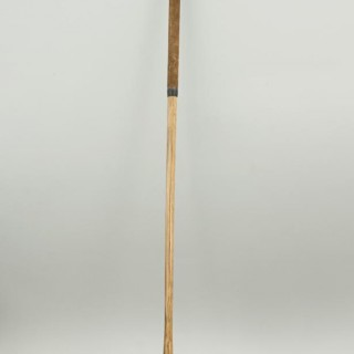Hickory Shafted Niblick, Golf Club