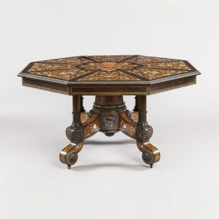 A Fine Centre Table Firmly Attributable to the Falcini Brothers of Florence