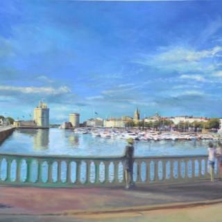 La Rochelle, Morning by David Rycroft
