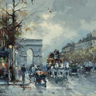 Paris - Champs Elysees