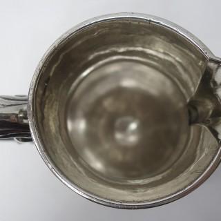 George II Silver Beer Jug