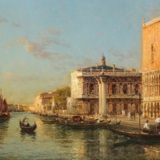 Le Grand Bassin, Venise
