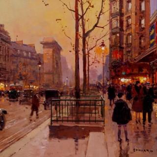 Le Boulevard Saint-Denis