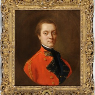 Portrait of an Officer of the 1 st Dragoon Guards