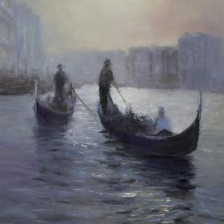 Impression, Venice Sunset