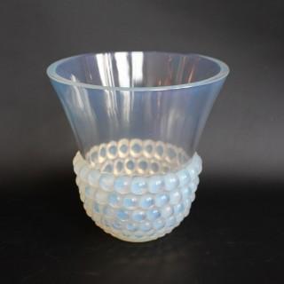 René Lalique Graines Vase