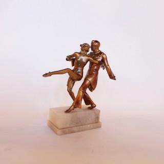 Spelter Dancers