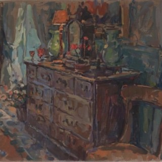 Loved Brown Furniture by Susan Ryder RP NEAC