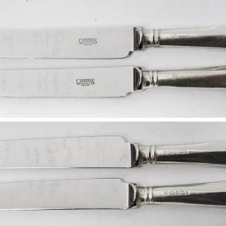 Vintage Silver Knives