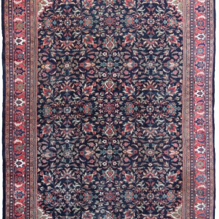 Antique Mahal carpet, Persia