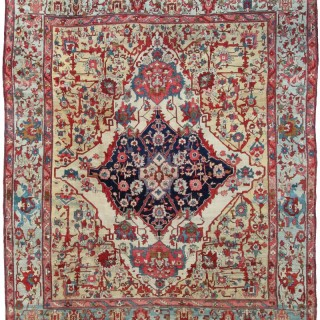 Antique Bakshaish Persian carpet