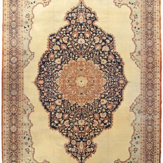Antique Tabriz carpet, Persia