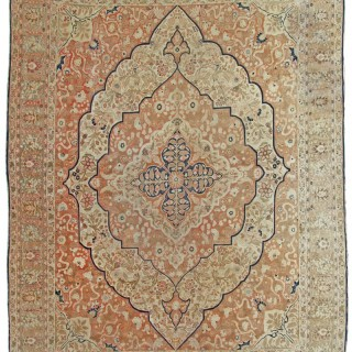 Antique Tabriz 'Hadji Jalili' carpet