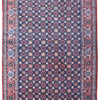 Antique Veramin carpet, Persia