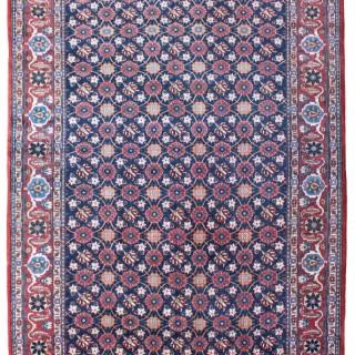 Antique Veramin carpet, Persia