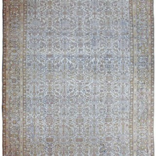Antique Sultanabad carpet, Persia