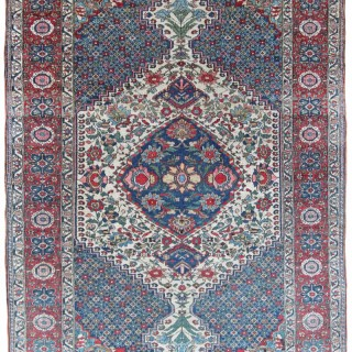 Antique Baktiari rug, Persia