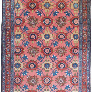 Antique Veramin rug, Persia