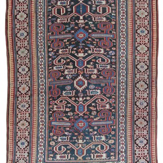 Antique Perepedil rug, Caucasian