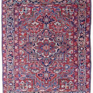 Antique Heriz rug, Persia