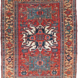 Antique Karaja rug, Persia