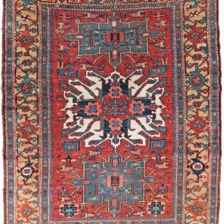 Antique Karaja rug, Persia