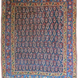Antique Afshar rug, Persia
