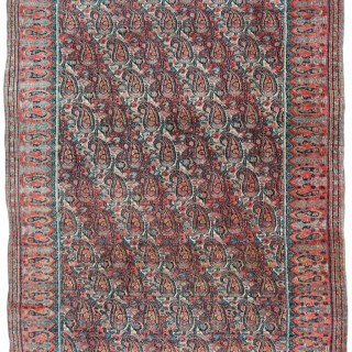 Antique Dorokhsh rug, Persia