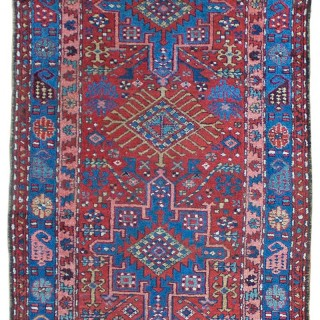 Antique Karaja runner, Persia