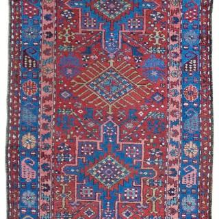 Antique Karaja runner, Persia