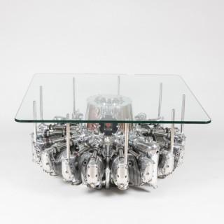 Alvis Leonides Table