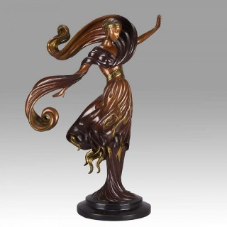 Limited Edition Bronze Figure