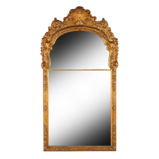 Period Dutch Gilded Mirror