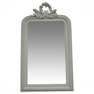 Late 19th Century Painted Wall Mirror