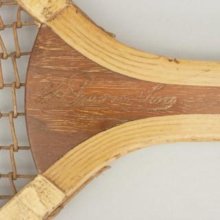 Prosser Fishtail Tennis Racket