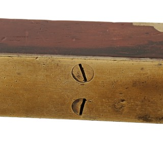 Victorian Rosewood Spirit Level