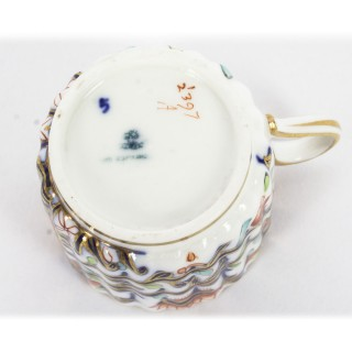 Antique English Copeland Tea Service on Tray Imari Pattern 19th C