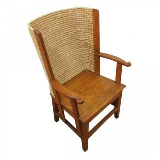 Oak Framed Orkney Chair
