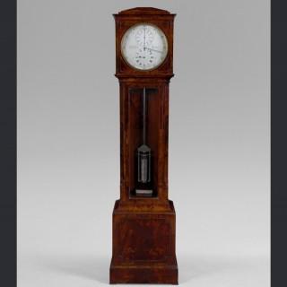 An exceptional regency longcase regulator by J.H. ALLIS, Bristol / London c1820