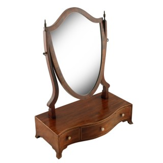 Sheraton Style Dressing Mirror